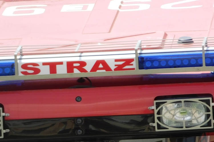 Nietrzeźwy kierowca zatrzymany przez... strażaków!