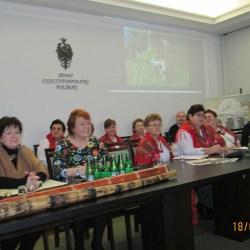 TPZK chwali się swoją działalnością w Senacie RP