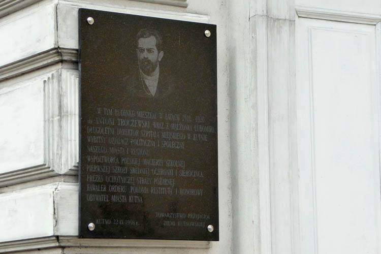 Do jesieni stanie pomnik dr Troczewskiego