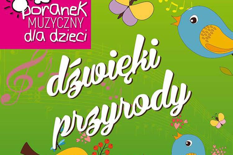 Nowość w KDK - Poranek muzyczny dla dzieci