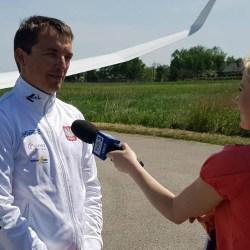 Kutnowski szybownik w finale Mistrzostw Świata