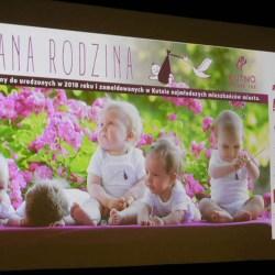 Różana Rodzina - oficjalne powitanie najmłodszych mieszkańców