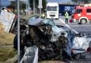 Kolejny śmiertelny wypadek. Tym razem na DK92