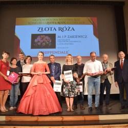 Znamy Złotą Różę w konkursie profesjonalnym!