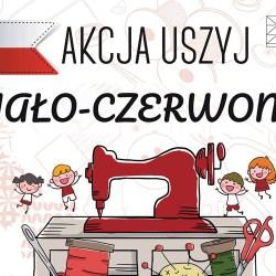 Akcja ,,Uszyj Biało-Czerwoną'' 4 listopada w KDK