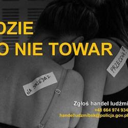 Dzień walki z handlem ludźmi: wiesz o tym? - alarmuj