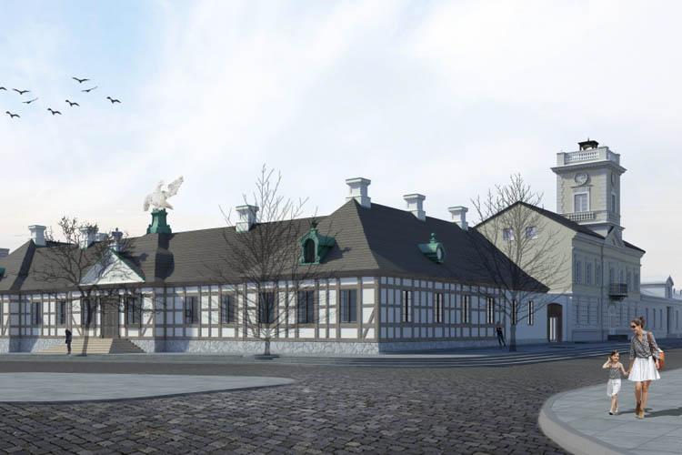 Remont Pałacu Saskiego za 30 milionów złotych!
