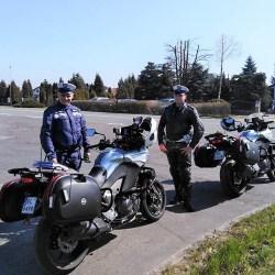 Sezon motocyklowy rozpoczęty - w policji także
