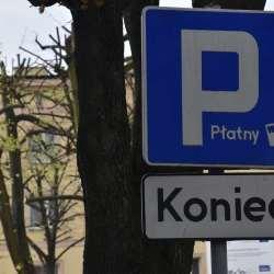 W połowie maja: koniec z płatną strefą parkowania
