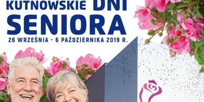 Kutnowskie Dni Seniora rozpoczną się 26 września