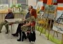Mój świat w sztuce – tak malują kutnowscy seniorzy