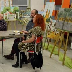 Mój świat w sztuce - tak malują kutnowscy seniorzy
