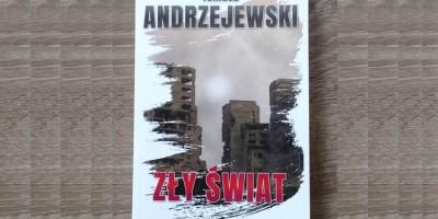 Tomasz Andrzejewski – książkowy debiut kutnianina