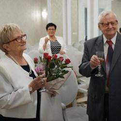 Barbara i Ryszard Szymczakowie przeżyli razem 60 lat