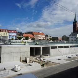 Co nowego na Placu Wolności i na Rynku Zduńskim?