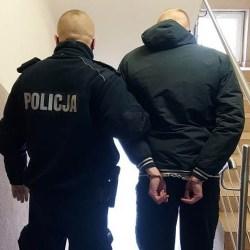 Nie stawił się, bo nie chciał iść do więzienia... Został zatrzymany