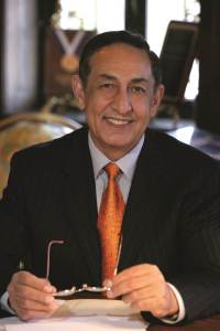 Kean University President Dawood Farahi (Photo courtesy of Kean University)
