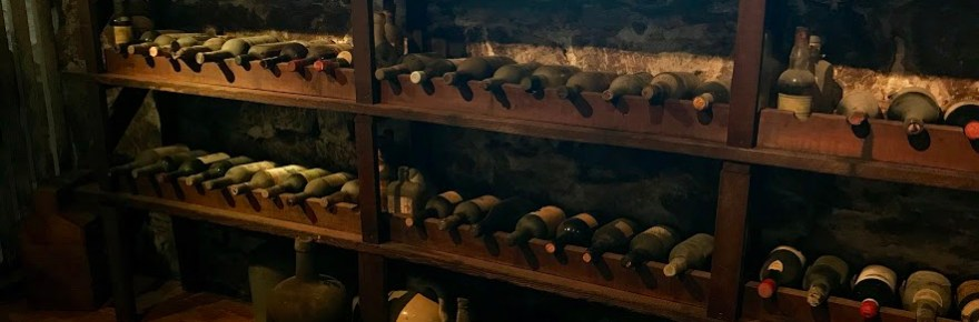 The Liberty Hall Wine Cellar. Credit: Rafaela Teixeira