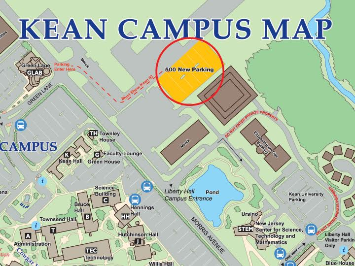 Students weigh in on the new parking lot on esu campus map, duke university east campus map, kean highland campus map, east stroudsburg university campus map, university of minnesota east campus map,