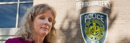 Dr. Connie Hassett-Walker, Kean criminal justice professor Credit: Facebook