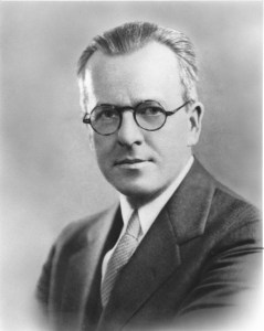 Ernest Townsend Credit: Kean University Archives and Special Collection