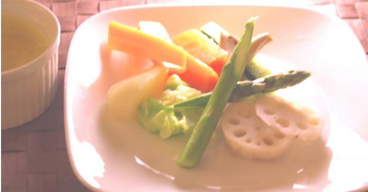 旬が冬の野菜や土の中で育った野菜