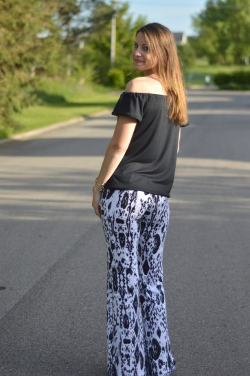 Portlander Pants and Daphne Top 6