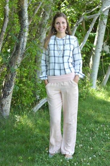P4P Linen Pants 1
