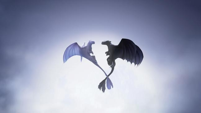 Dreki Farewell How To Train Your Dragon 3 Puts A Cherry On Top Of The Beloved Franchise Kutv