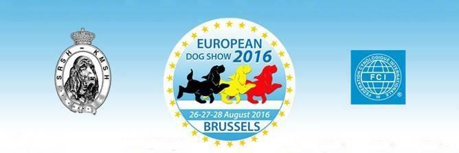 Euro Dog Show logo