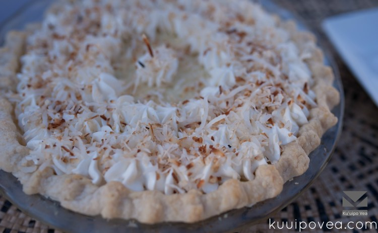 The Ultimate Coconut Cream Pie