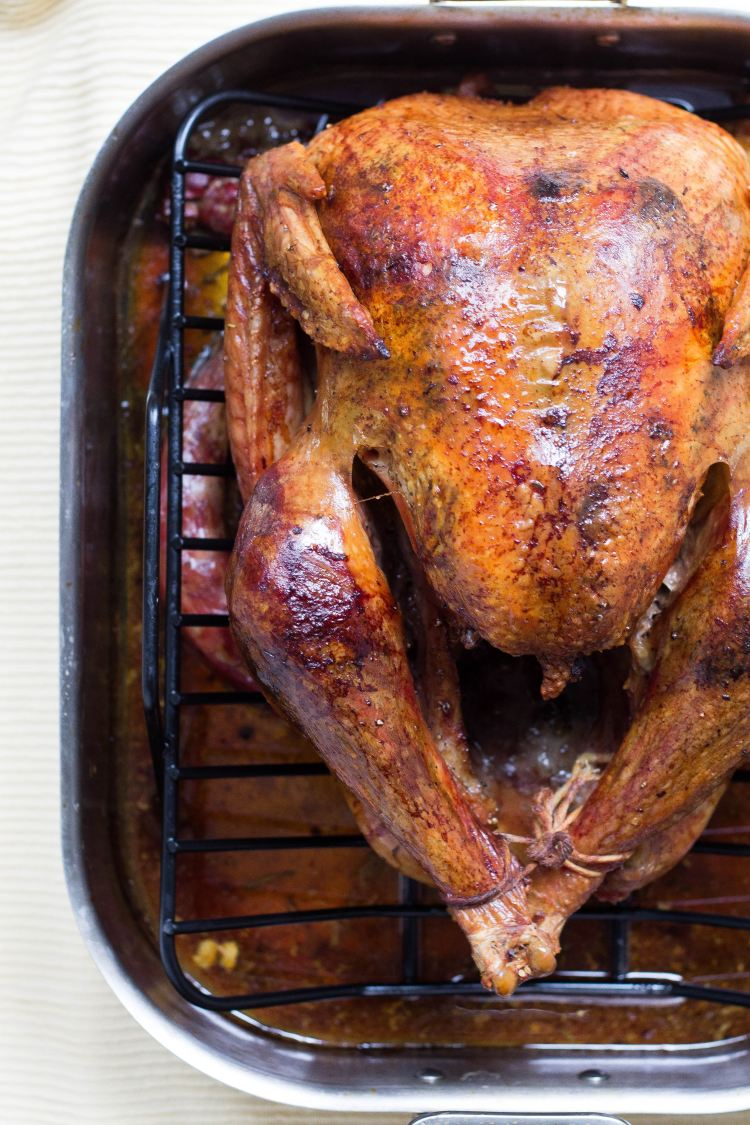 Turkey Recipe with Herb Butter