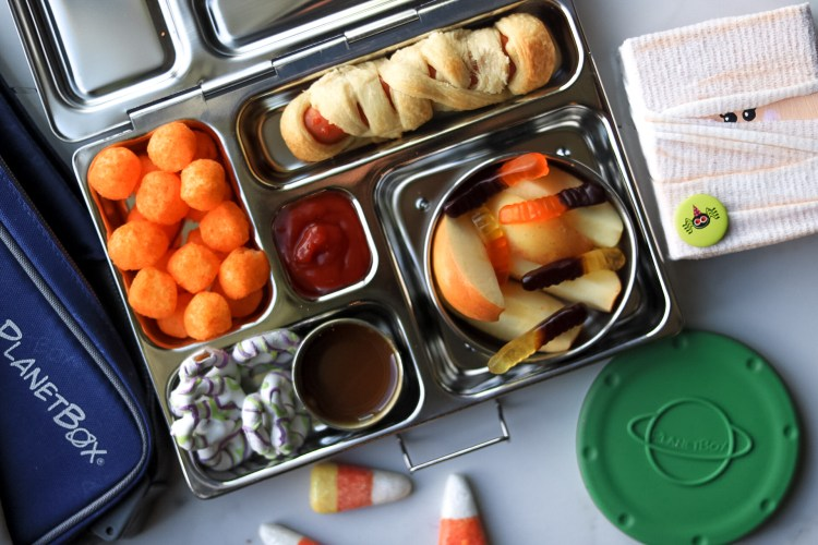 Halloween Lunch Idea
