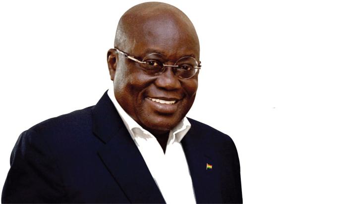 President of Ghana Nana Addo