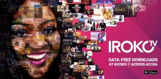 IROKOtv Jackie Appiah Ghana Launch