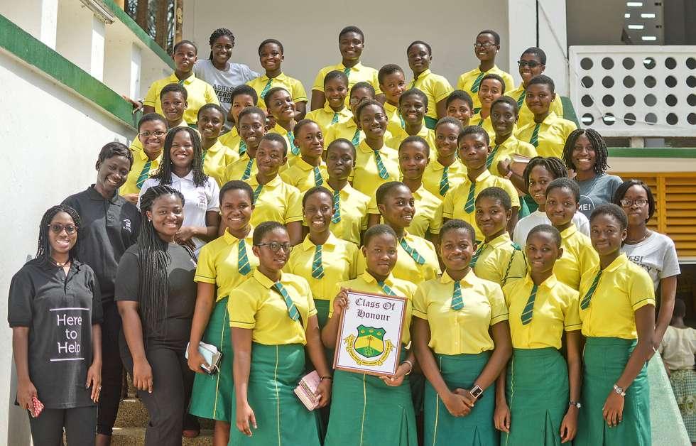Wesley Girls High School Names New Headmistress - Kuulpeeps ...