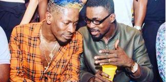 Shatta Wale Nana and Appiah Mensah