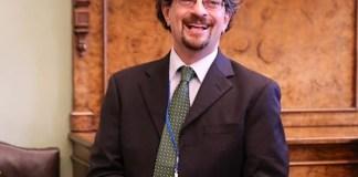 Jon Benjamin - former UK Commissioner to Ghana