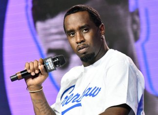 (Scott Dudelson/Getty Images) Sean 'Diddy' Combs attends the REVOLT & AT&T Summit on Oct. 25, 2019 in Los Angeles.