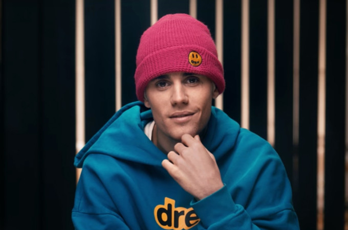 Justin Bieber announced the series with a trailer