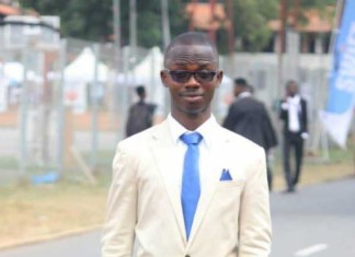 Kwadwo Dwomo II Comcent