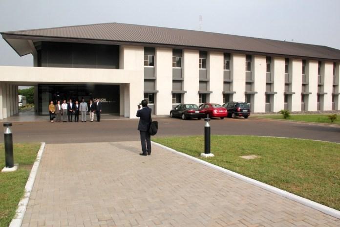 Noguchi Memorial Institute and Research