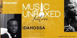 Kuulpeeps Music Unboxed: Idahossa, Ocean