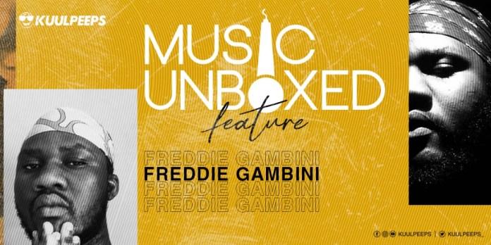 Kuulpeeps Music Unboxed feature with Freddie Gambini