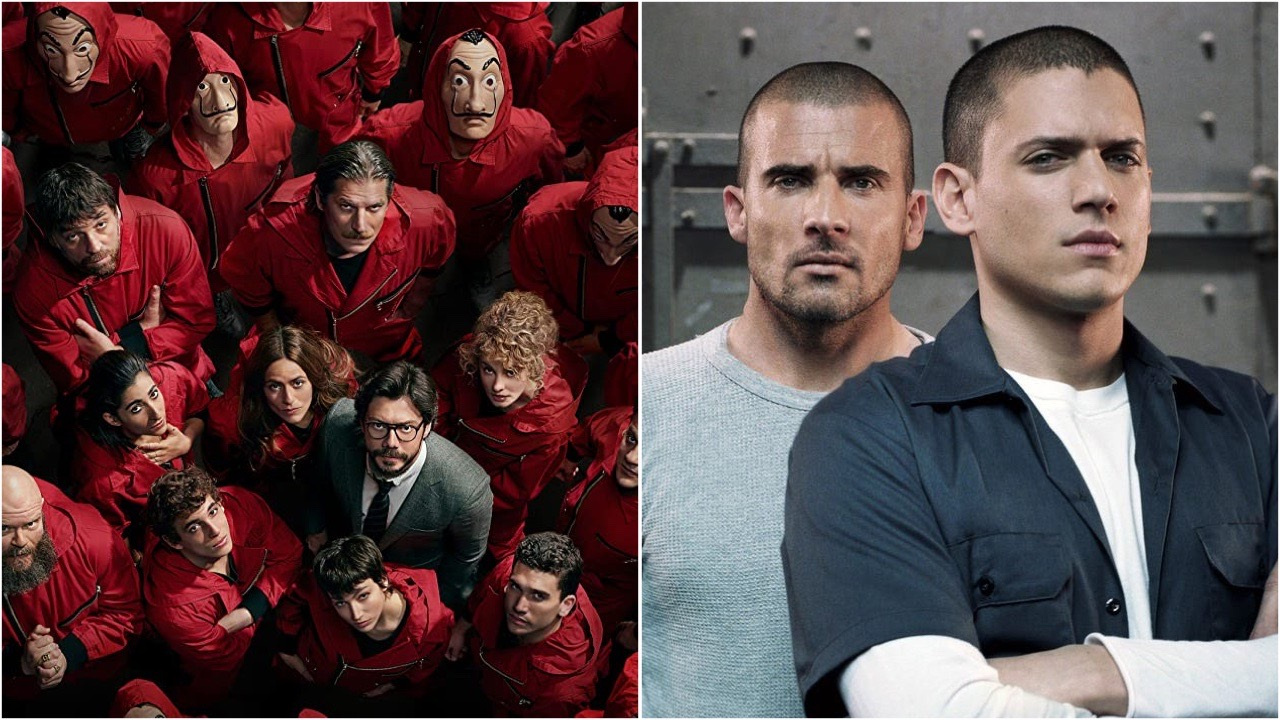 Prison Break Vs Money Heist Which One S A Better Show Kuulpeeps Ghana Campus News And Lifestyle Site By Students