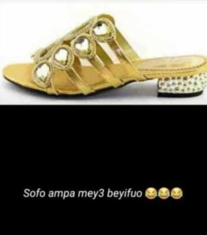 Ghanaian Shoes Meme