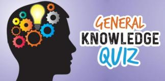 general knowledge quiz photo via proprofs.com