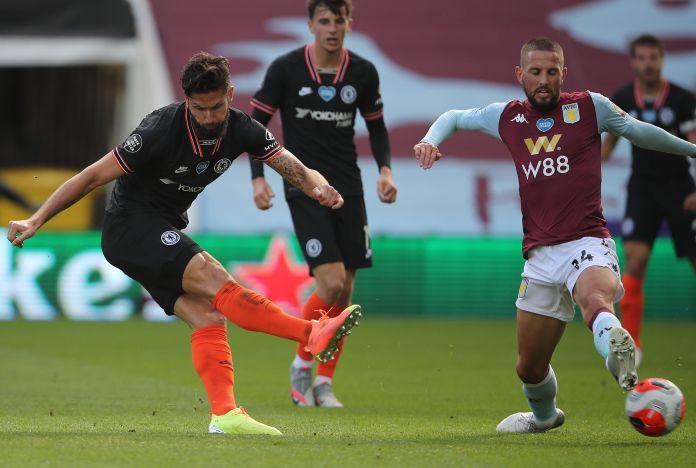 Olivier Giroud Continues Hot Streak Against Aston Villa