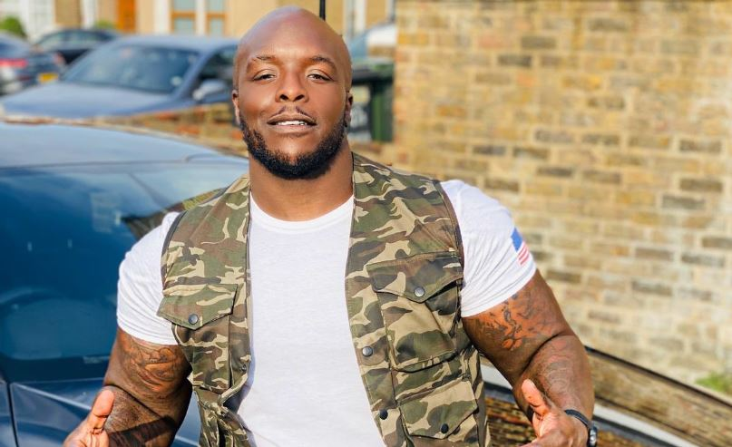 Nigerian Foreign Footballer Who Was Doubted Because Of His Physique - Adebayo Akinfenwa