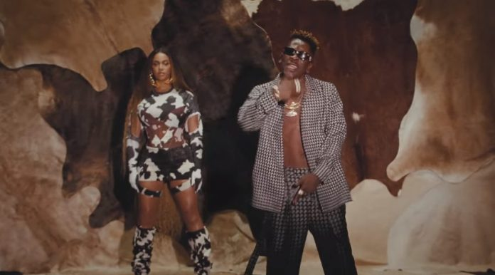 Already Music video Beyonce Shatta Wale